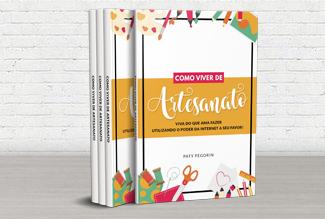 Ebook Como Viver de Artesanato - Sem Titulo